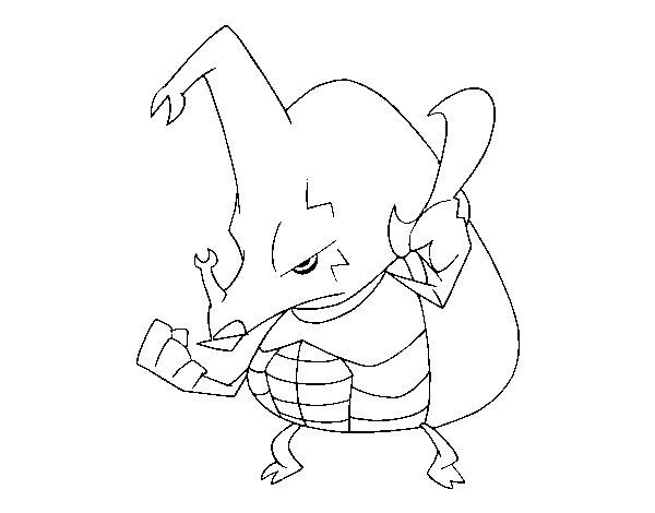 rhinoceros beetle coloring pages - photo#18
