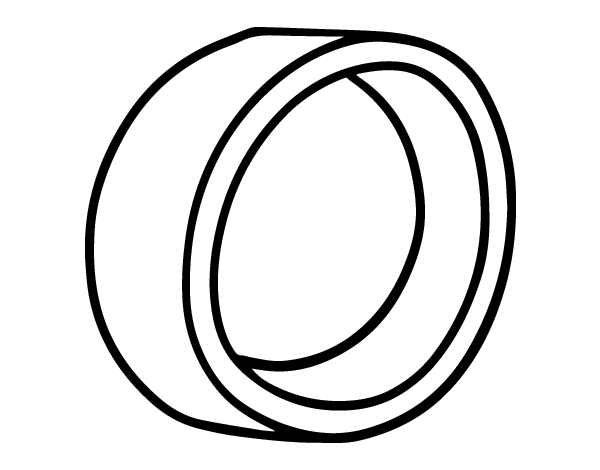 coloring pages of rings - photo#29