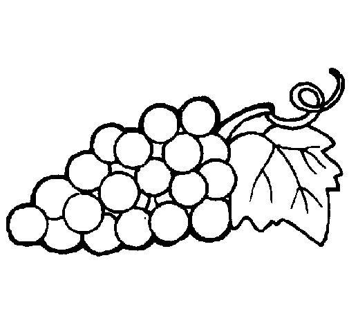 bunch coloring page