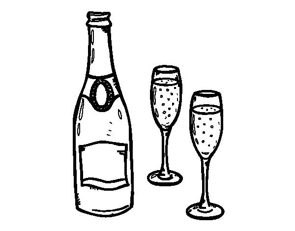 Una copa de champan para dunia montenegro - 4 10
