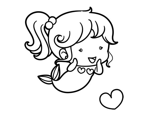 chibi melody coloring pages - photo#30