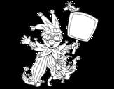 Dibujo de Child carnival