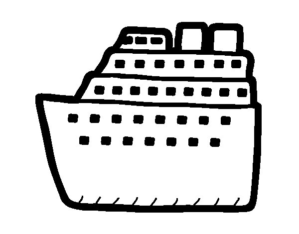 Cruiser coloring page