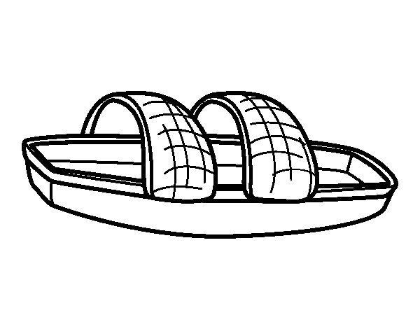 Dugout  coloring page