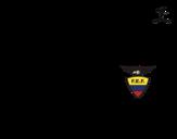 Ecuador World Cup 2014 t-shirt coloring page