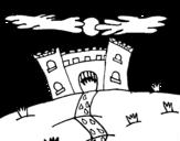 Dibujo de Evil castle