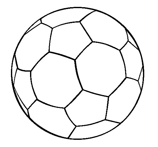 Football II coloring page