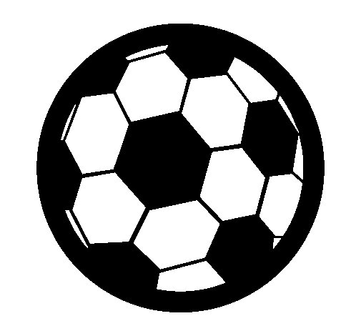 Football III coloring page
