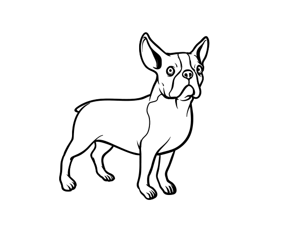 french coloring pages animals - photo#8