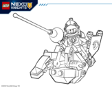 Lance Richmon coloring page