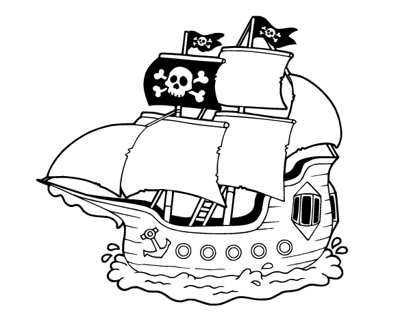 funny pirate coloring pages funny pirate coloring pages funny pirate