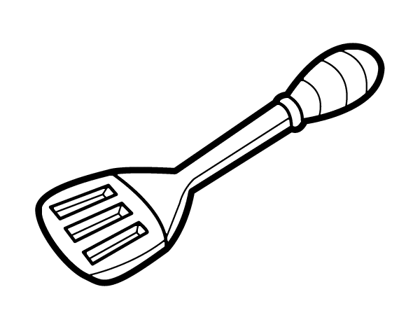 Cooking Chef coloring page  Free Printable Coloring Pages