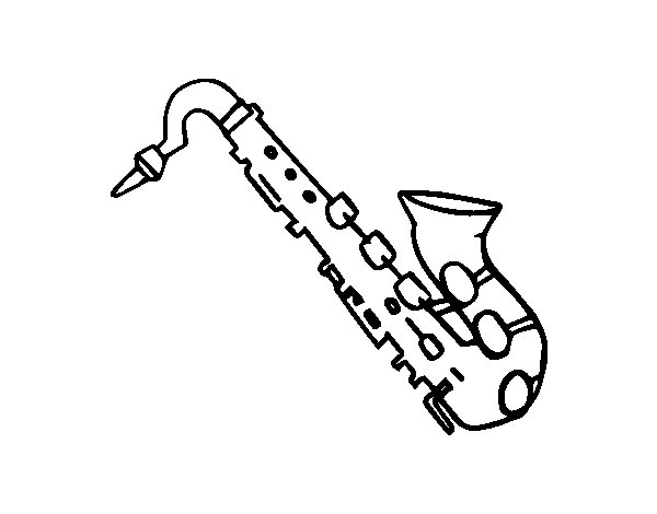 Trombone Coloring Page | Gallery