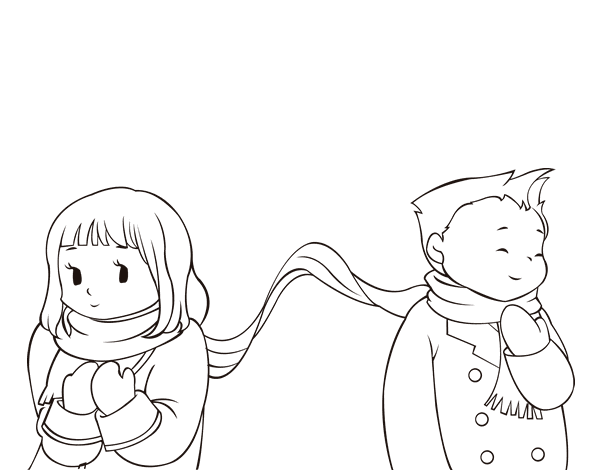spanish valentine coloring pages - photo#7