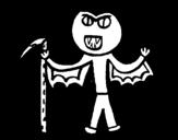 Dibujo de Vampire