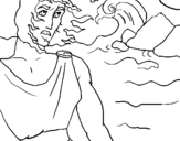 Coloring page Odysseus painted byodysseus