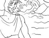 Coloring page Odysseus painted byodysseus