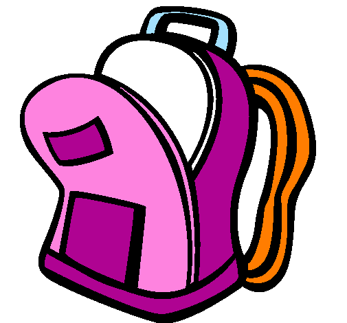bookbag coloring pages - photo#49
