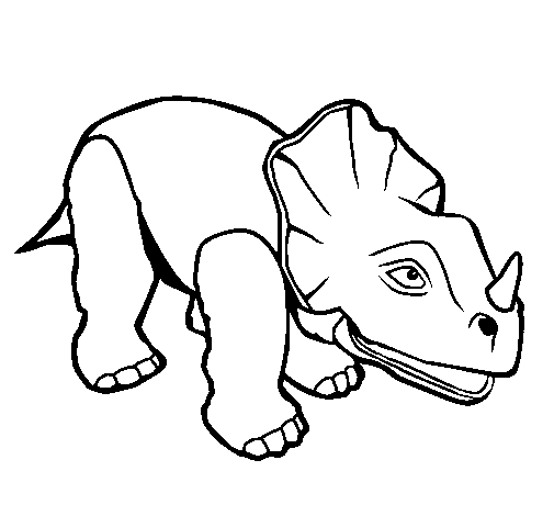 Free coloring pages of halo reach mongoose for Mongoose coloring page