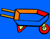 Coloring page Barrow painted byFede