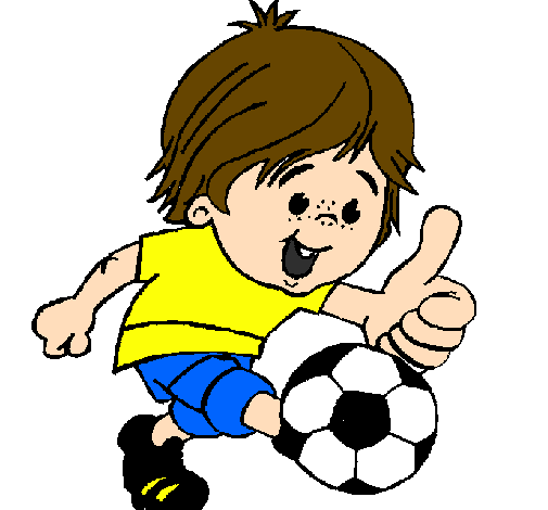 Рисунок на спортивную тематику