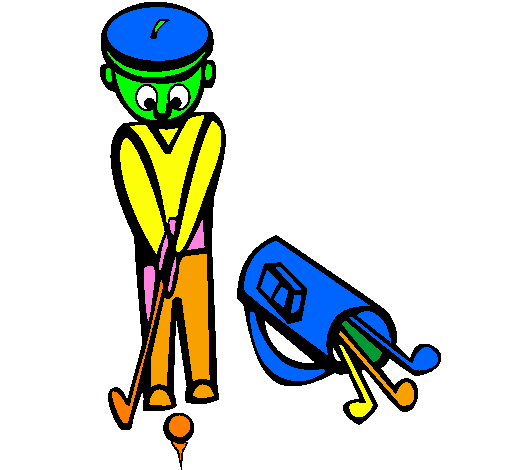 Coloring page Golf II painted bymaximo