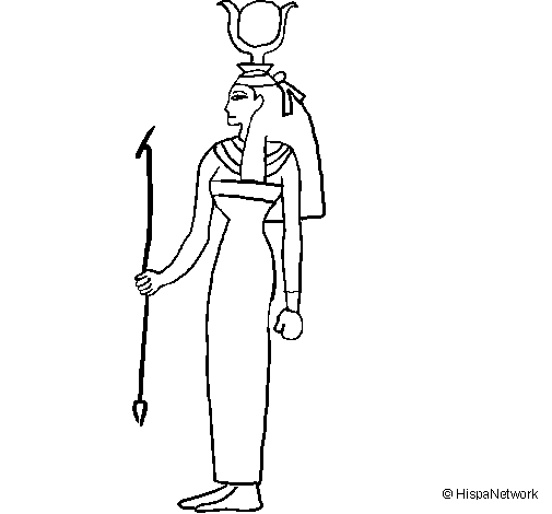 Egyptian Kings Coloring Page Coloring Pages