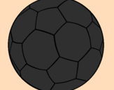 Coloring page Football II painted byAna
