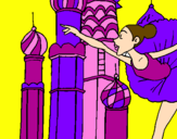 Coloring page Russia painted byjgeor