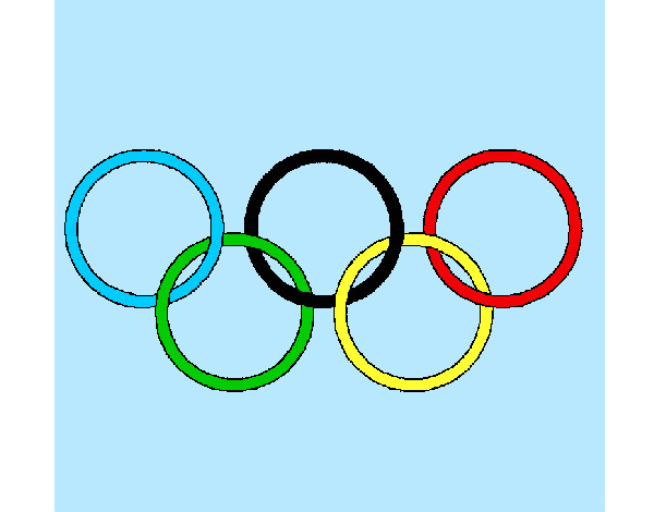 london olympics logo coloring pages - photo#47