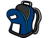Coloring page School bag II painted bydaniel3510