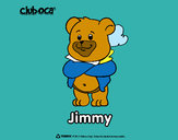 Coloring page Jimmy painted byadricasa