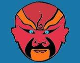 Oriental wrestler