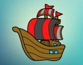 Corsairs boat