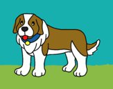 Coloring page Pigment the dog painted bySavannah_M