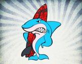 Surfer shark