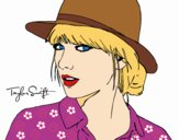 Taylor Swift with hat