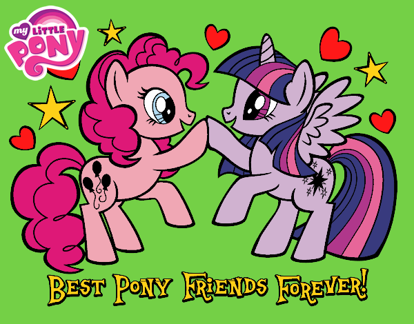 My Little Pony Friends Forever My Little Pony Friends