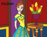 Frozen Anna Princess