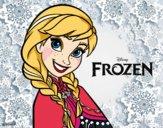 Frozen Anna