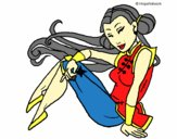 Ninja princess