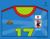 Japan World Cup 2014 t-shirt