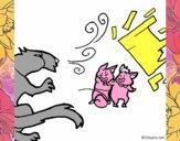 Three little pigs 9