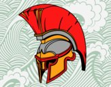Roman Warrior Helmet