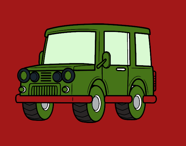 all terrain vehicle coloring pages - photo#27