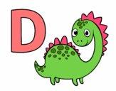 D of Dinosaur