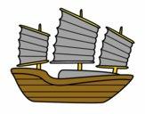 Oriental ship
