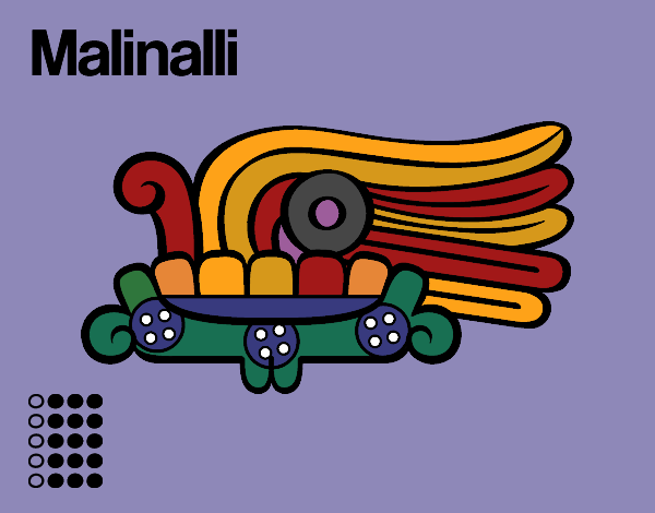 The Aztecs days: the grass Malinalli