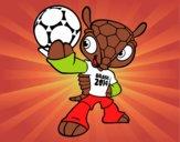 Mascot  Fuleco