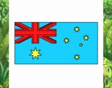 Coloring page Australia painted byGramanana4